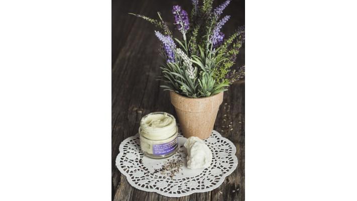 Beurre corporel Douceur à la lavande