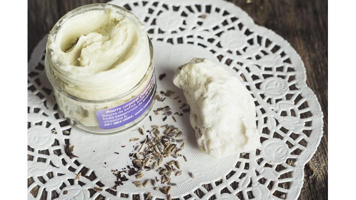 Beurre de karité pur 70g