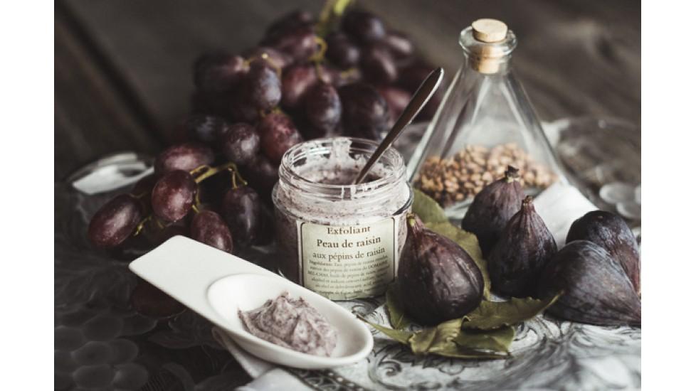 Exfoliant Peau de raisin