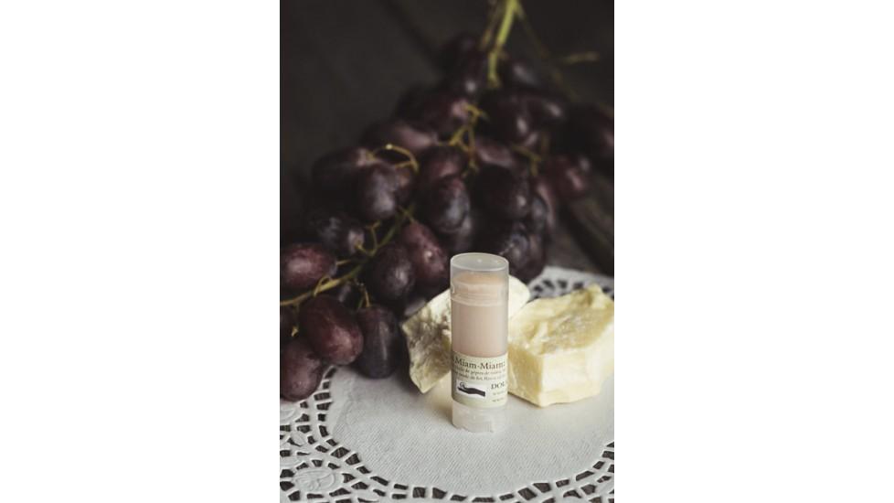 Baume à lèvres Croquée de raisin